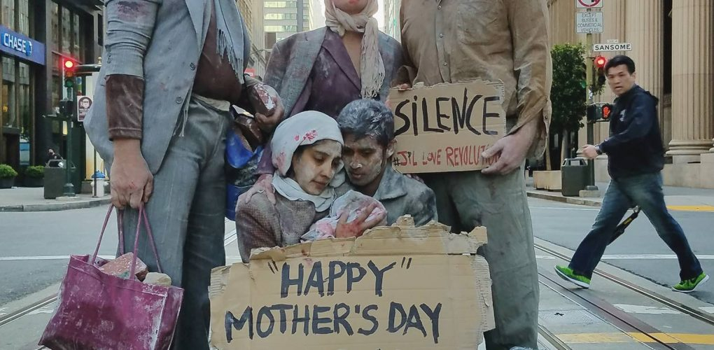 Happy Mother's Day from #Syria